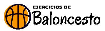 Logo ejercicios de baloncesto